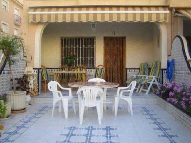 Dúplex en venta con 110 m2, 4 dormitorios  en Puerto de Mazarrón, BARR