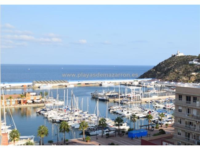 Ático en venta con 133 m2, 3 dormitorios  en Puerto de Mazarrón, CENTR