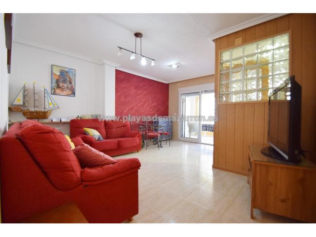 Piso en venta con 70 m2, 2 dormitorios  en Puerto de Mazarrón, BOLNUEV