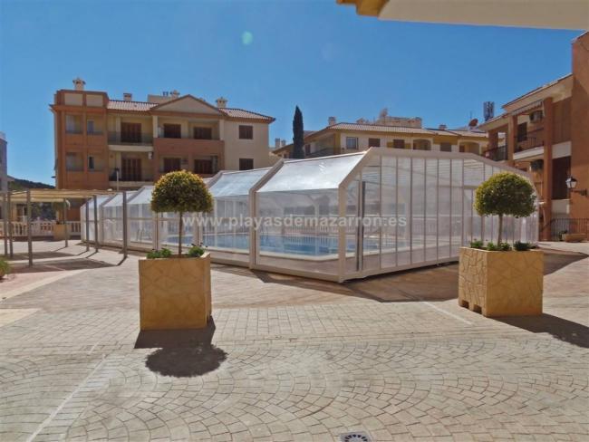 Piso en venta con 71 m2, 2 dormitorios  en Puerto de Mazarrón, LA ISLA