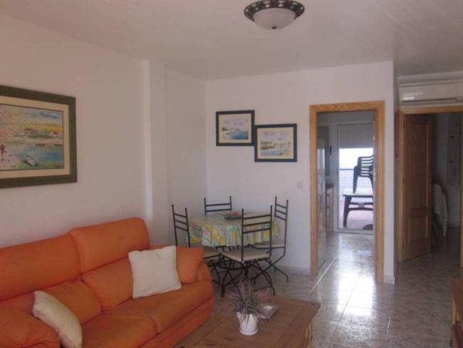 Piso en venta con 46 m2, 2 dormitorios  en Puerto de Mazarrón, EL ALAM