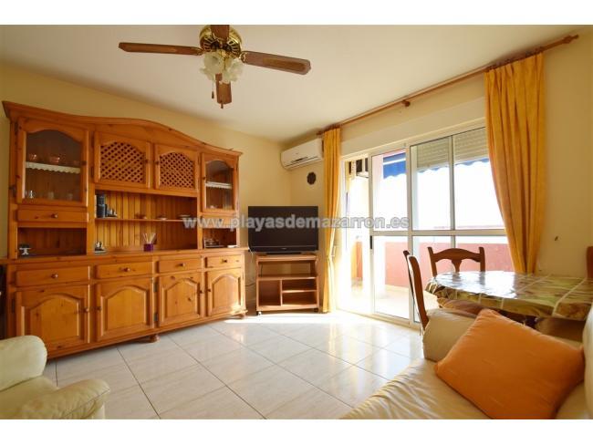 Piso en venta con 84 m2, 3 dormitorios  en Puerto de Mazarrón, CENTRO
