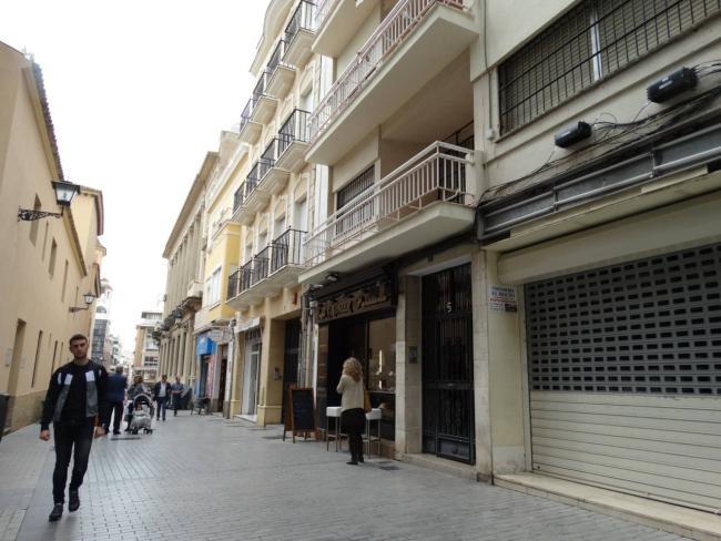Oficina en alquiler con 90 m2,  en Centro (Huelva), CENTRO